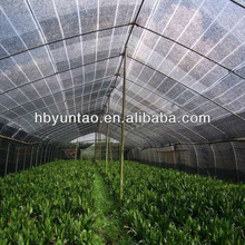 PE knitted fabric for shade netting