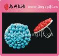 Chine Wholesal bijoux faits à la main de naissance bague de fiançailles