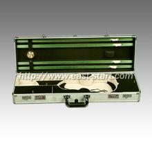 4/4 Oblong Metal Aluminum Violin Case