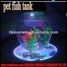 Good gift!!! electronic mini fish tank