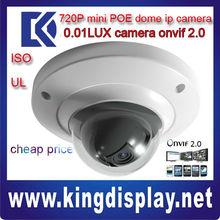 DAHUA IP CAMERA IPC-HD2100 1.3 mega 720p mini dome poe onvif2.0 Albania VANDAL RESIST
