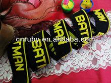 Customized Logo Jacquarded elastic tapes for underwear