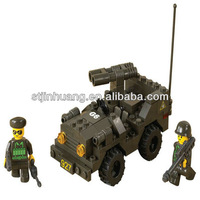 2013 eudcation Military series Ligo block toy,wange toy