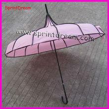 2012 fashion pagoda umbrella