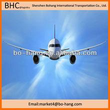 cheapest air freight bangkok to China