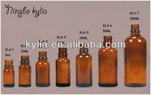 amber glass essential oil spray bottles