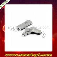 swivel metal usb sticks 1GB 2GB 4GB 8GB 16GB 32GB pen drive usb flash memory wholesale in bulk