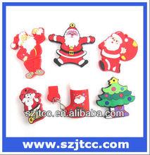 Santa Claus USB drives gift items