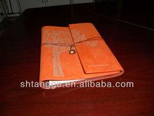 2013 Popular notebook cover design