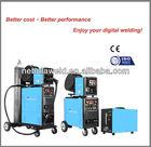techno weld Digital IGBT Double pulse MIG, Pulse MIG, MIG, MMA Welding Machines 0-630A
