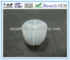 natural white bio packing media filter for waste water treatment