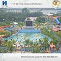 interactive piscina de ondas