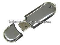 2013 Custom Chrome USB Flash Drive Memory Stick 4gb