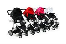 Multi-functional 4- wheels Baby Stroller BS818