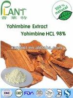 100% Pure medicine to enlarge penis yohimbine hcl powder