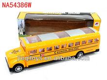 B / O amarillo del autobús escolar del juguete venta con música y la luz
