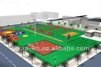 Sports Equipment,Basketball Court Sports Flooring,PVC Sports Flooring For Basketball Court