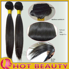 Fast shipping and free packing brazilian weave human hair