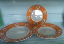 12 pcs dinnerware set with handpainting/stoneware dinner sets