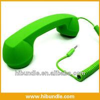 Pop phone handset retro phone for iphone 5
