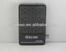 Original Mini HD Receiver DVB-S2 ICONE 2000
