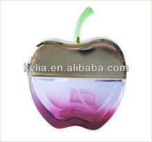 Apple shape perfume bottle