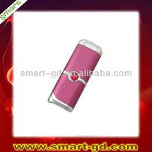 Girl love gift usb memory stick Mental usb flash drive Pink color pen drive