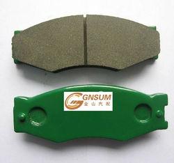 high quality semi-metallic brake pads for ATV motorcycles VD-963JL
