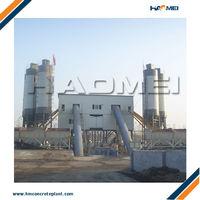 HZS150 planta de concreto
