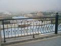 2013 de china de fábrica balcón de hierro barandillas