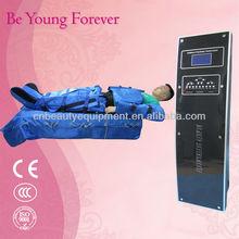 pressotherapy slimming machine with stimulator