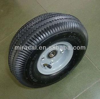 Qingdao Rubber Wheel Small Wheel 3.00-4