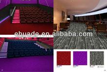 commercial Grade wool Cinema carpet