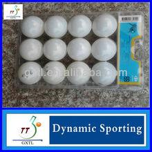 12pcs 1 Star Table Tennis Balls