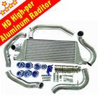Automotive Auto Car Aluminum Intercooler kits for BMW MINI COOPERS INTERCOOLER auto parts radiator Piping Kit