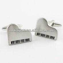 Piano Cufflinks/Novelty Cufflinks/Men's jewelry