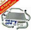 Automotive Auto Car Aluminum Intercooler kits for NISSAN SKYLINE R32 HCR32/HNR32 INTERCOOLER auto parts radiator Piping Kit
