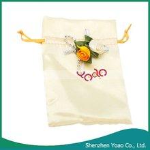 Cheap! Beautiful Pearl Jewelry Satin Gift Bag