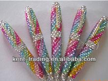 diamond crystal craft pen ball-point pen