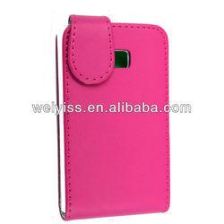 Leather Case For LG Optimus L3 E400