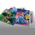 Disney children coloring book/painting book printing