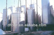 Distillation tower for ethanol dehydration (absolute ethanol)