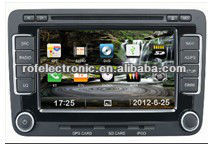 Rofaudio car dvd gps VW GOLF(MK5 6)(2003-2011)