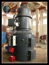 50kg/hr diesel oil medical incinerator