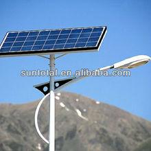 30w 6m LED Solar Road Lights for Parking Lot/School/Garden/Hospital