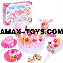 ht-2392834 toys birthday cake Pretend toys birthday cake set for kids