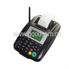 Restaurant GPRS Printer can receive SMS message (Wifi is developing)