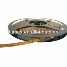 IP67 5050 LED Strip with 30 LEDs/Meter, RGB Color, 12V DC, 5m Length, Polyamide PCB, UL/CE/RoHS-mark