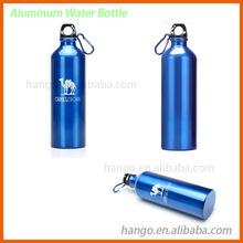 Shining color aluminum sport water bottle
