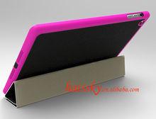 Color Leather Folio for ipad 5 case